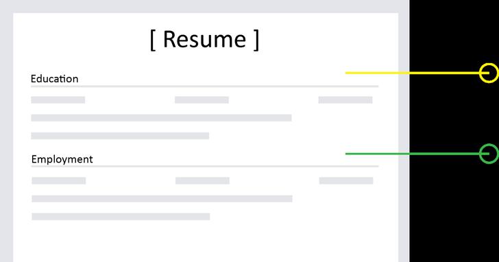英文履歷表大型攻略:想去谷歌、蘋果或微軟工作?先過履歷表這一關