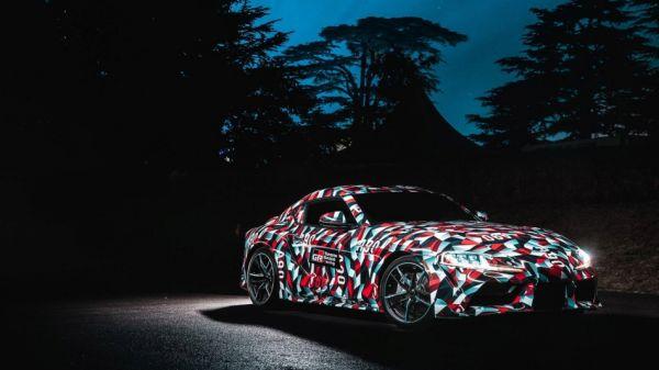 牙膏擠完了、也該現身了!Toyota確認新世代Supra將在2019底特律車展發表!