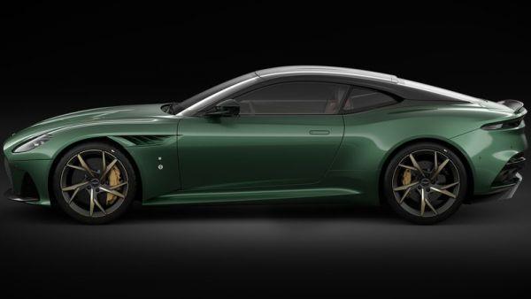 向利曼冠軍車DBR1致敬,Aston Martin推出限量24台「DBS 59」!