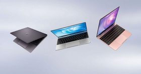 華為發佈 MateBook 13,並表示比新 MacBook Air 強