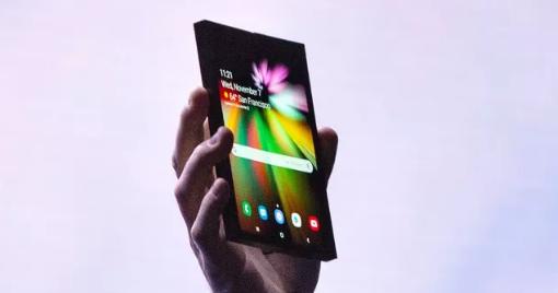 三星展示螢幕可折疊的智慧手機,這些是它搭載的規格