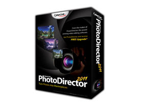 CyberLink PhotoDirector 2011:相片管理、編修、分享,一氣呵成