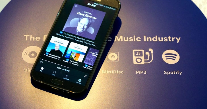 Spotify 宣布即日起開放免費行動版 App ,4000 萬首串流音樂不用錢隨你聽