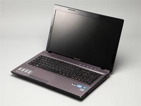 Lenovo IdeaPad Z570:觸感圓滑的影音娛樂筆電