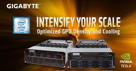 技嘉科技推出兩款經濟型G481系列高速運算伺服器