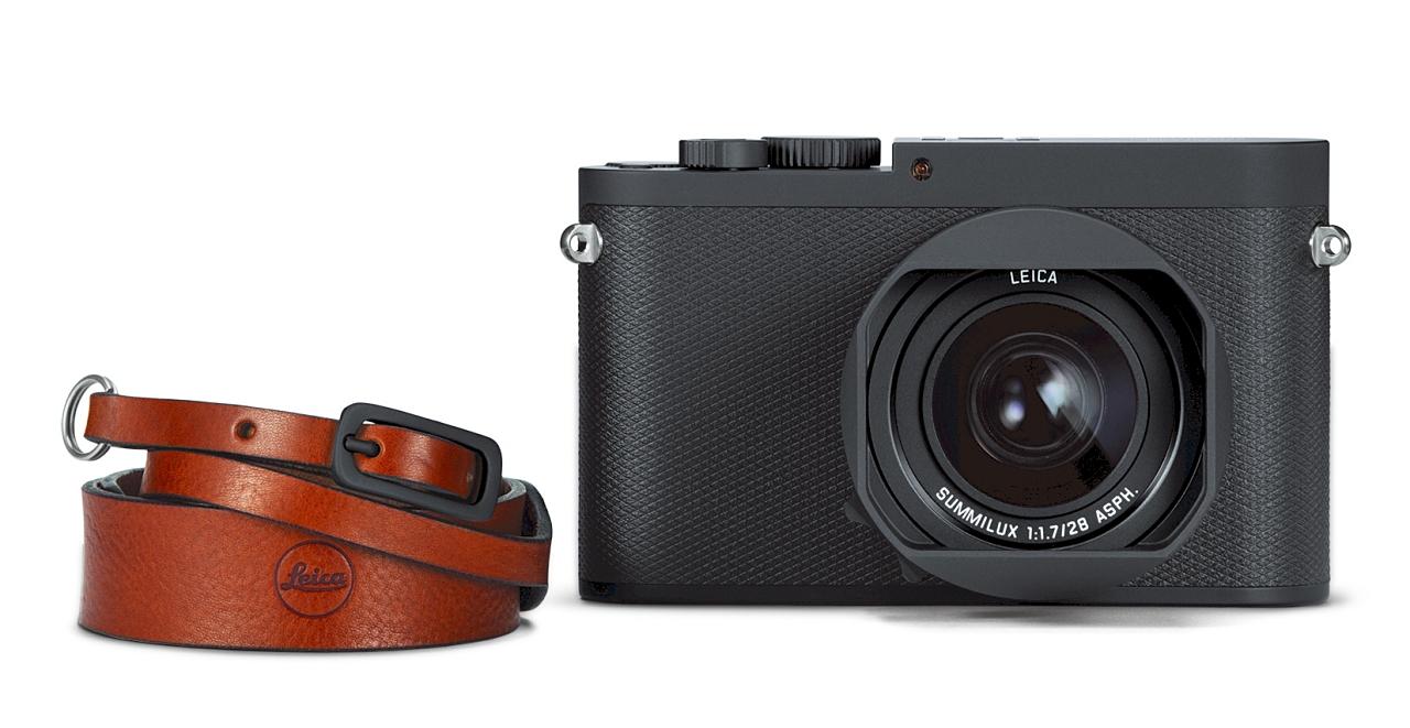 更個性卻也更低調,Leica Q-P 是一台沒有可樂標的徠卡