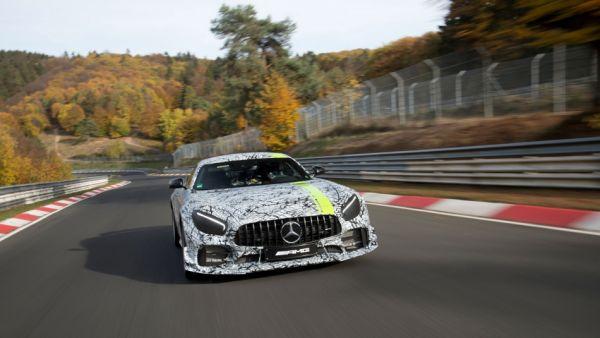 直指911 GT2 RS?Mercedes-AMG GT R PRO與 GT 車系小改款即將登場!