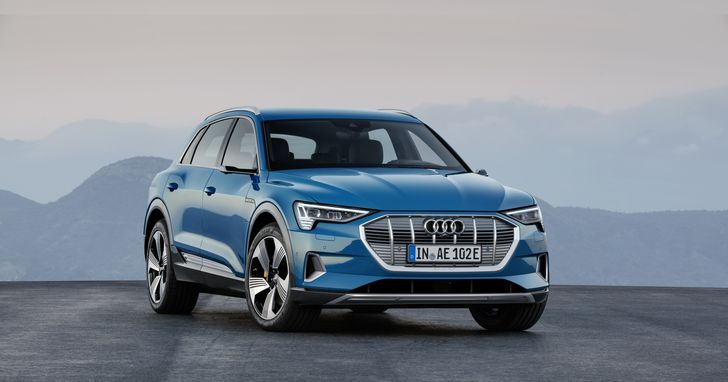 Audi e-tron電池外殼獲ASI認證,與Umicore合作開發電池循環利用技術