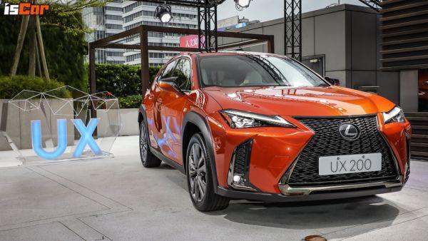 首踏跨界休旅級距,Lexus UX 200「139萬元起」正式發售,F Soprt 限量版優惠下殺「159萬元」!