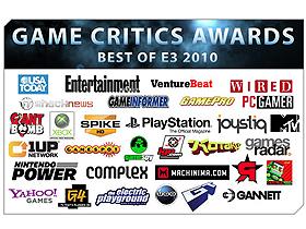 2011 E3 遊戲評論家獎票選結果揭曉
