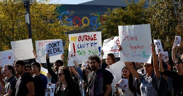 二十歲的Google,在員工們的道德「審判」中走過流年不利的2018