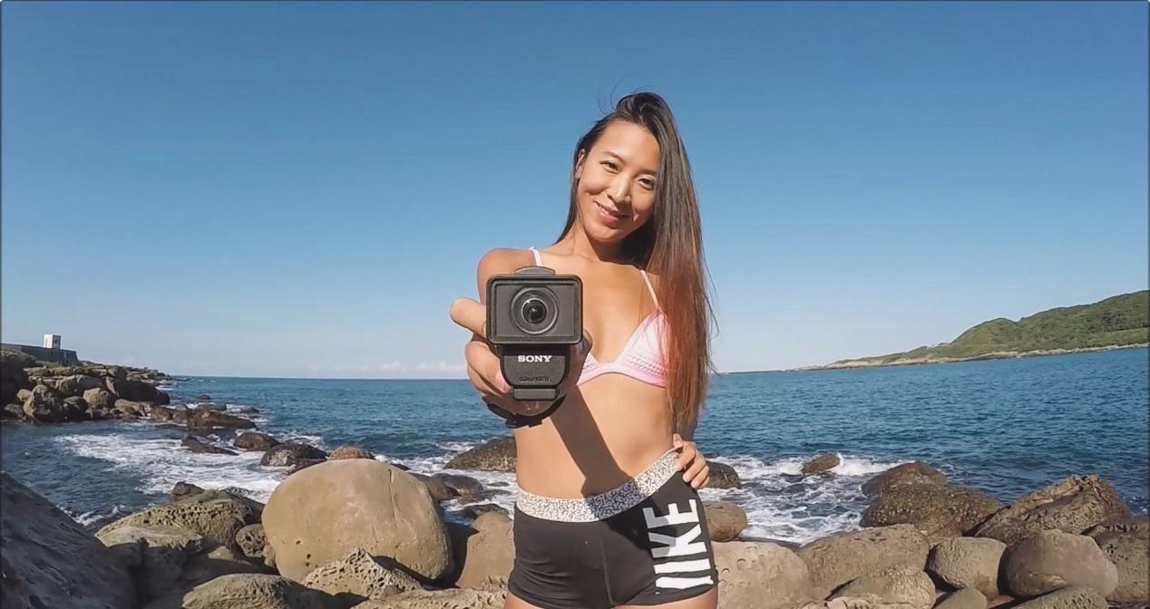 追逐夢想不設限!「背包客女孩夏天」與 Sony ActionCam FDR-X3000R 的冒險旅程