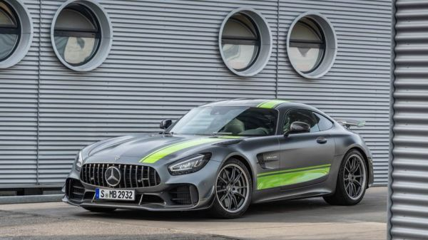 Mercedes-AMG GT家族更新,新旗艦AMG GT Pro釋放更純粹的戰鬥靈魂!