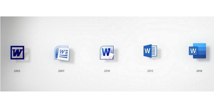 五年來微軟首次更新Office家族icon,這些新的icon你能一眼認出它是誰嗎?