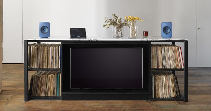 英國殿堂級音響品牌來了!KEF 推出 LSX 無線音響,體積更小、好音質依舊且支援Apple AirPlay 2串連功能