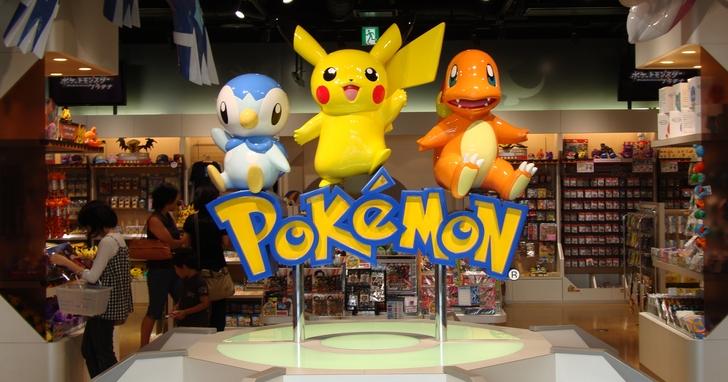 來自神奇寶貝與牠們的產地,精靈寶可夢快閃店將於本週六在台北三創開幕