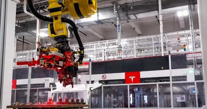揭秘特斯拉超級電池工廠,這裡是機器人的世界