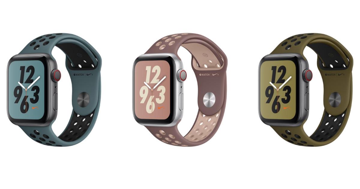 Apple Watch 冬季新錶帶來了,過年順便幫錶帶換新裝