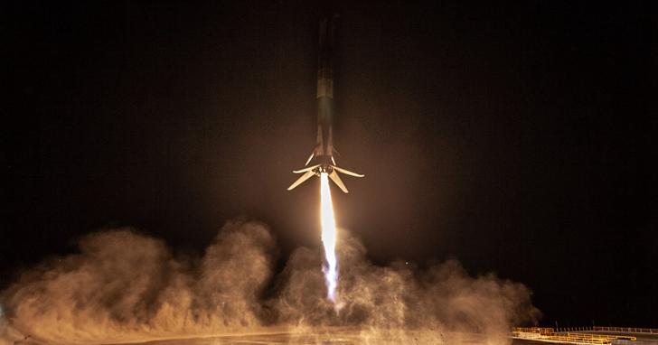 人類史上首座太空靈骨塔「衛星」於今天凌晨升空,可以用手機app追蹤軌跡