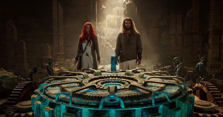 溫子仁執導《水行俠》,打造瑰麗的亞特蘭提斯世界