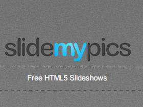 用 Slidemypics 整合不同網路相簿,玩幻燈片秀