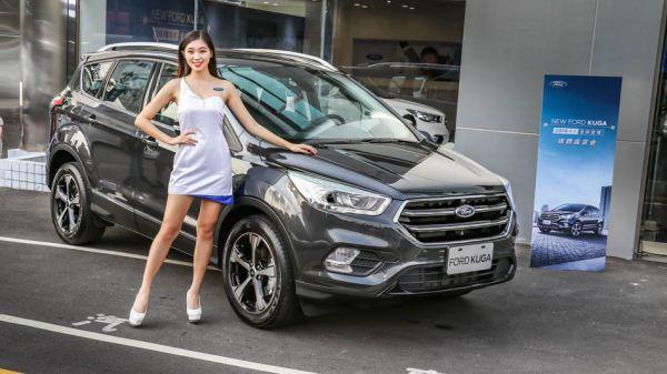Ford Kuga添安全不加價,新年式四車型降價有感,「環景動勁」特仕車同步亮相!