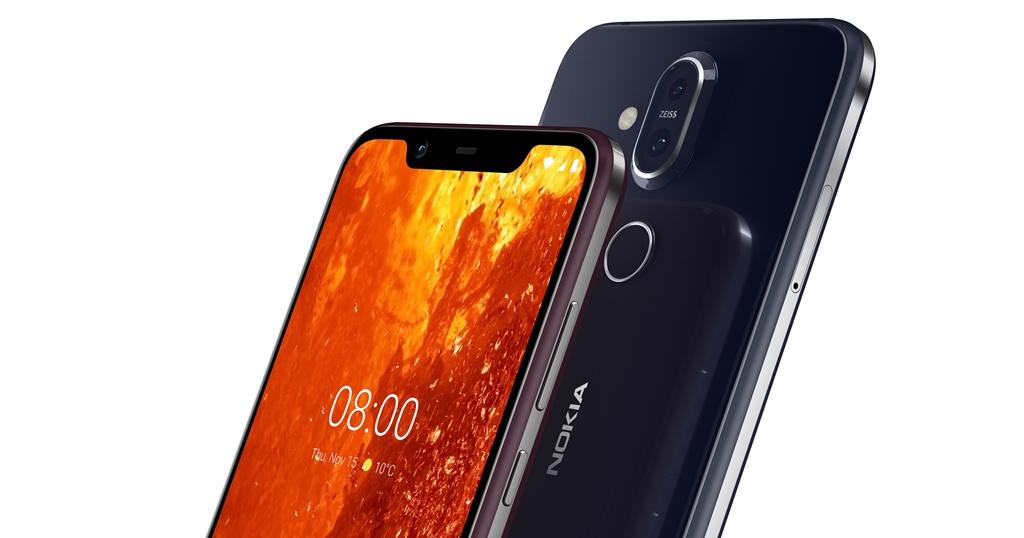 主打夜拍的 Nokia 8.1 在台上市,蔡司雙主鏡頭、超長續航售價 9,990 元