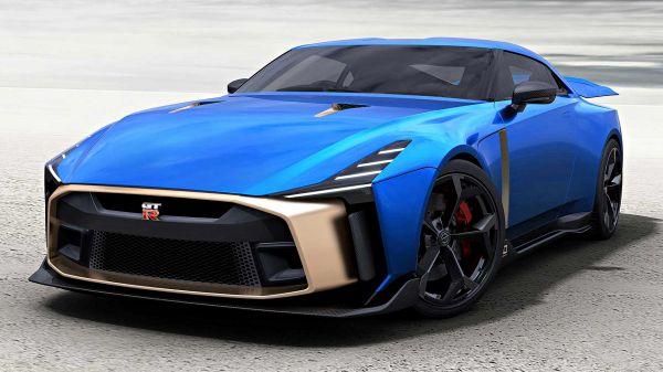 限量50部、3,500萬起,Nissan「最貴戰神」GT-R50量產確定!