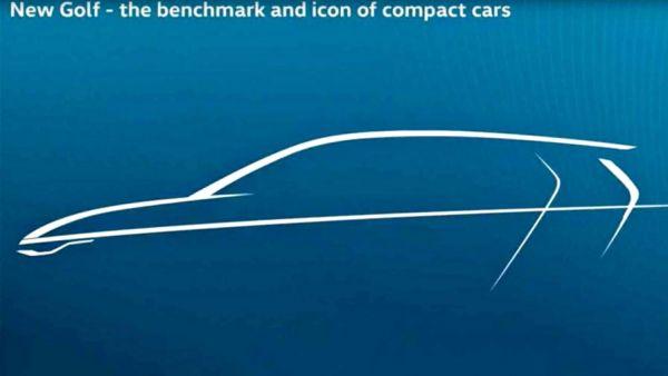 鋼炮迷等不及了!Volkswagen第八代Golf設計草圖流出