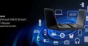 NETGEAR發表全新WiFi 6 (802.11ax)規格 夜鷹AX8-8串流智能無線路由器「RAX80」