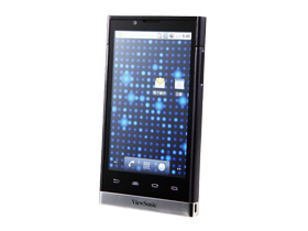 ViewSonic ViewPad 4:方正剪裁4吋迷你平板
