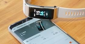 華為 TalkBand B5 動手玩,從商務手錶邁向更運動型的配件