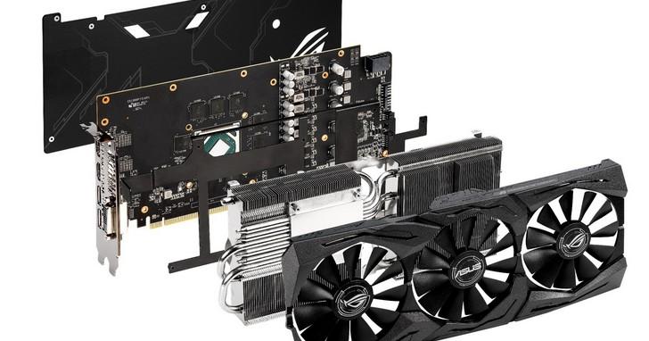 ROG Strix Radeon RX590電競顯示卡上市,採AMD最新12奈米技術顯示晶片