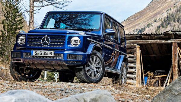 柴油小G人,Mercedes-Benz追加推出G350d!