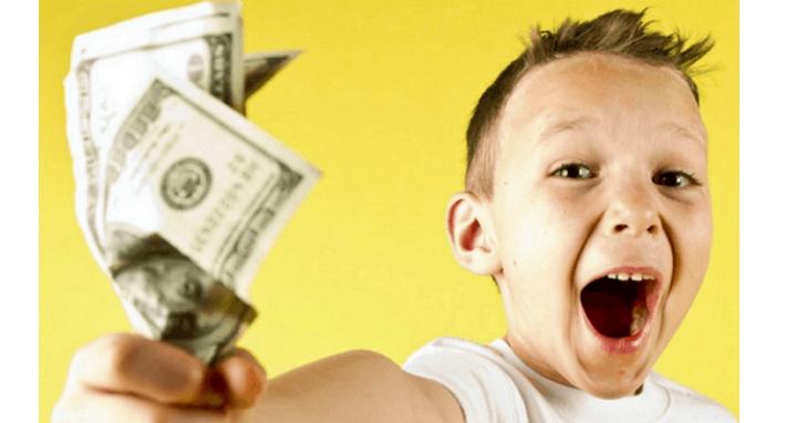 兒童網紅的「暴富」之路
