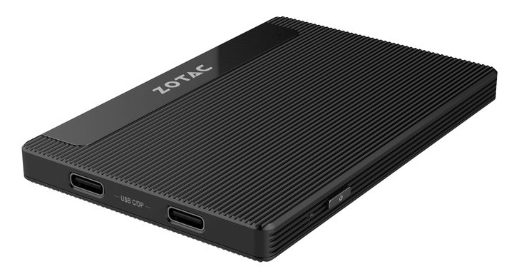 Zotac PI225迷你電腦小改款,換裝Gemini Lake世代Celeron N4000處理器