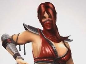 真人快打新人物介紹:女忍者Skarlet