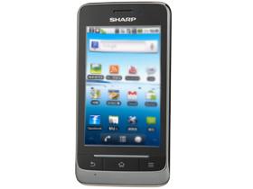 Sharp SU8128U 極光手機實測:第一款登台的 Android 手機