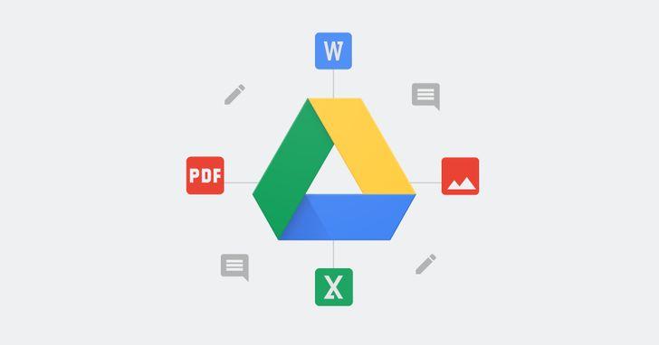 Google Drive網頁版實用技總複習:沒網路也能用,離線作業功能超便利