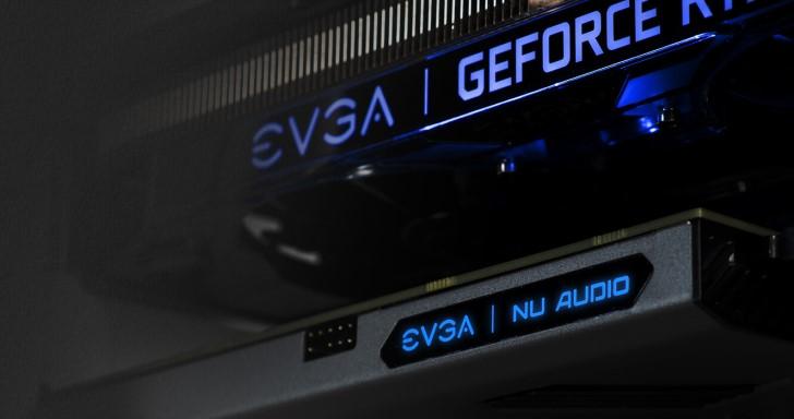 潮牌跨界玩音效,EVGA發表電競風NU Audio音效卡