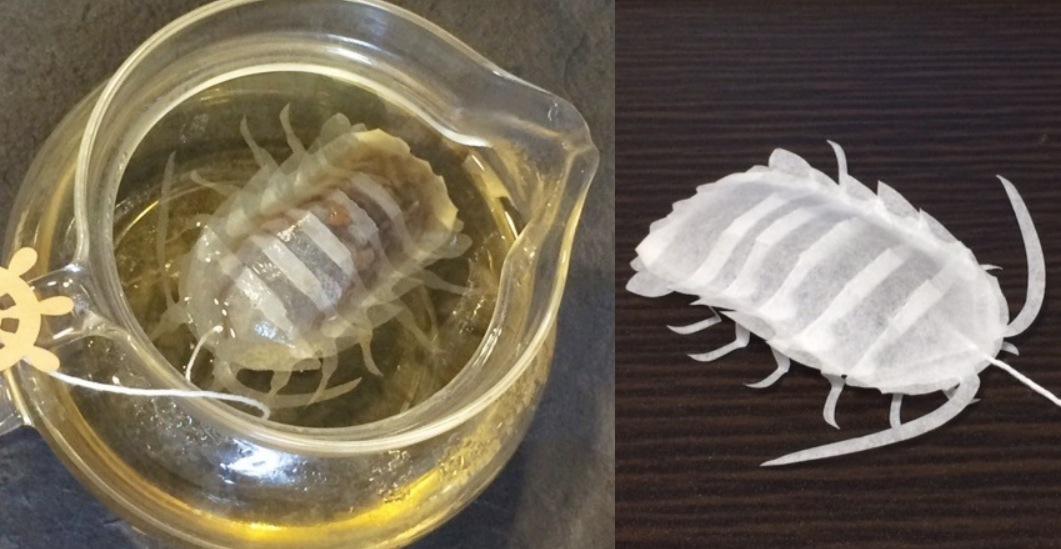 日本人想什麼你不懂,這是最適合展現待客之道的大王具足蟲茶包