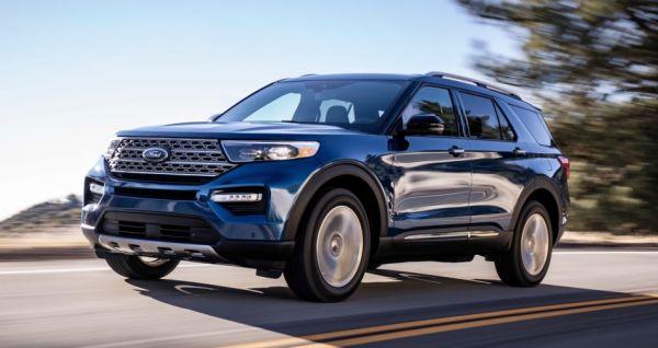 「霸氣」沒話說,Ford 第六代 Explorer「美式七人休旅」海外發表,有望在今年底「登台販售」!