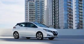 台北直達墾丁!Nissan Leaf e+ 追加發表、續航力大幅提升40%!