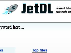 JetDL:檔案下載連結蒐集引擎