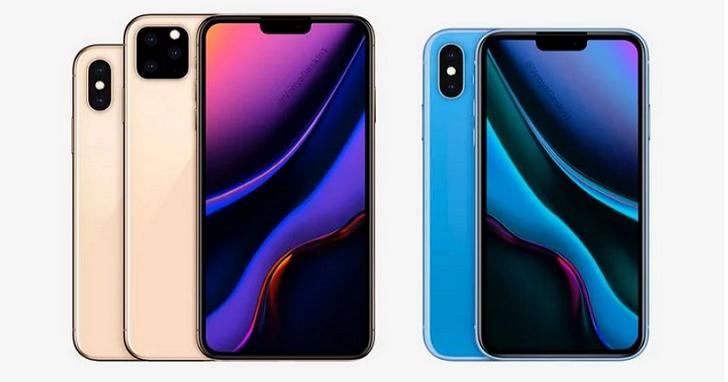 2019 iPhone 更多消息流出:三鏡頭、5G、XR 還有第二代?