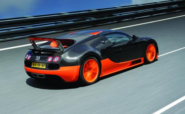 還我清白!Bugatti Veyron Super Sport重拾最速量產車頭銜