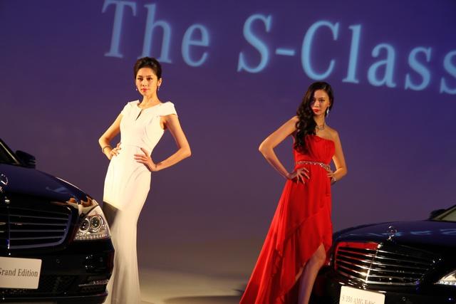 Mercedes-Benz S 350 L Grand Edition & AMG Edition - Model篇