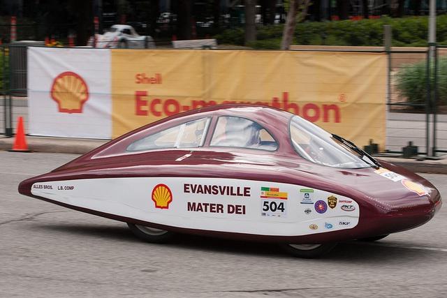 美國 Shell省油車大賽冠軍出爐:Laval大學以 1525 km/L奪冠