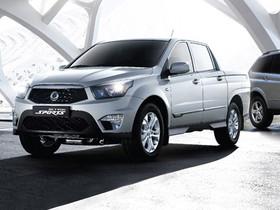 雙龍汽車推出「5年10萬公里」保固