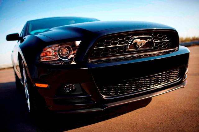 Ford Mustang 半世紀跨界合作計畫起跑